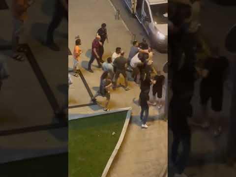 Napad na policajce - Podgorica