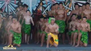 St Peters College - Entrance - Samoa Stage