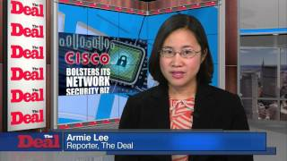 Cisco bolsters its network security business with Lancope purchase