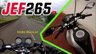 JEF265 | Indo buscar a nova moto #Yamaha #MT03