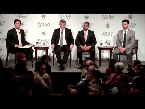 Foreign Affairs Live: The New Middle East