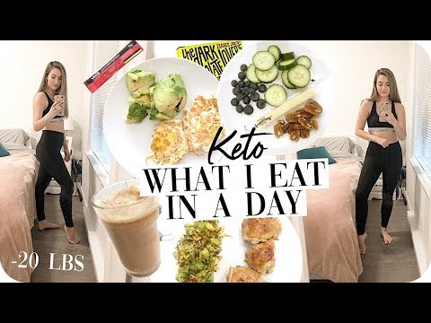 Keto What I Eat in a Day!