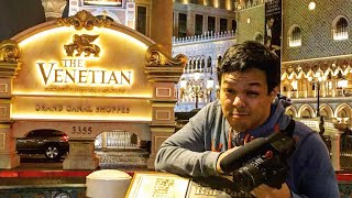 SIN CITY LAS VEGAS!! | THE HOTEL OF OUR DREAMS
