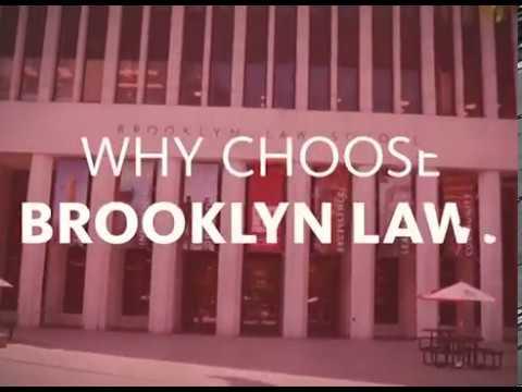 Why Brooklyn Law?