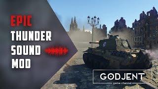Epic Thunder Sound Mod 2017   Гайд по установке и демонстрация!