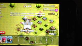 Clash Of Clans 7.1.1 Gangster Archer Mod Testing
