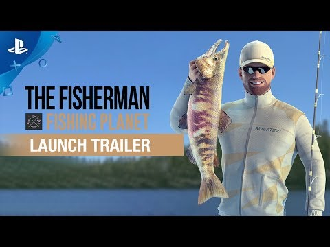 The Fisherman – Launch Trailer | PS4