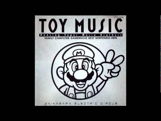 Toy Music: Dancing Super Mario Brothers Track 4: Super Mario Bros
