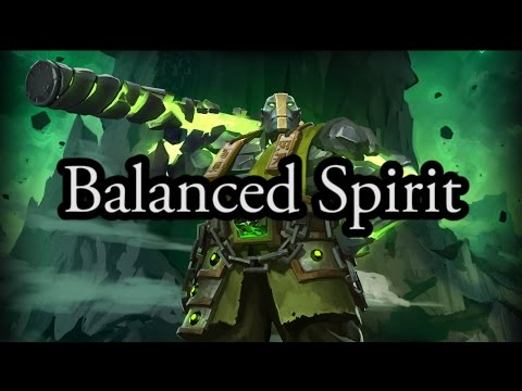 Balanced Spirit