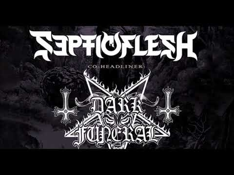 Dark Funeral and Septicflesh North American tour 2018..!
