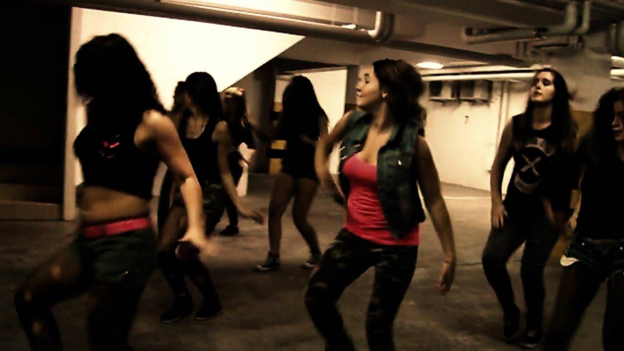 dancehall choreo to busy signal  bedroom bullykatezee