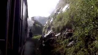 Nilgiri Mountain Railway - Ooty Train - Chugs along steaming and puffing
