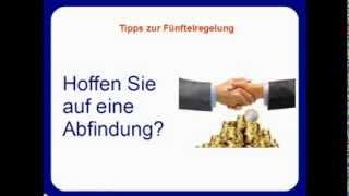 Abfindung nach Kündigung - Günstigste Steuerveranlagung wählen!