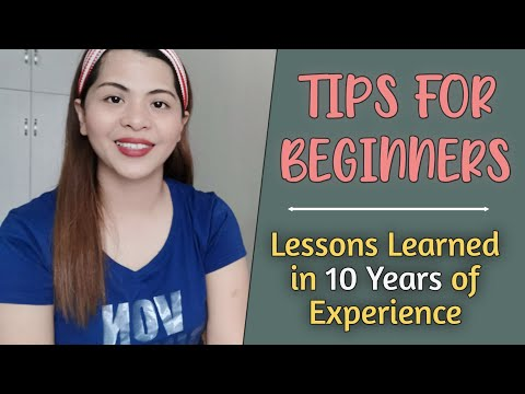 My Advice To Beginners In Programming