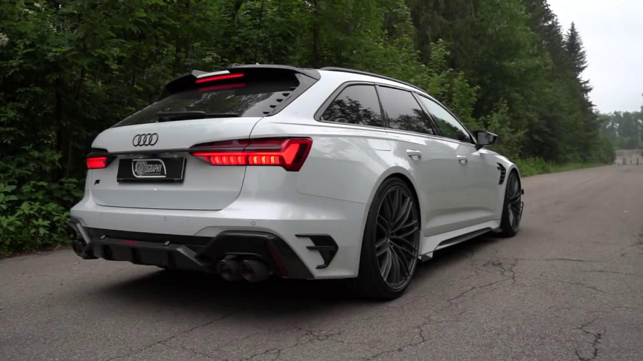 2021 Audi RS6 R Avant ABT - YouTube