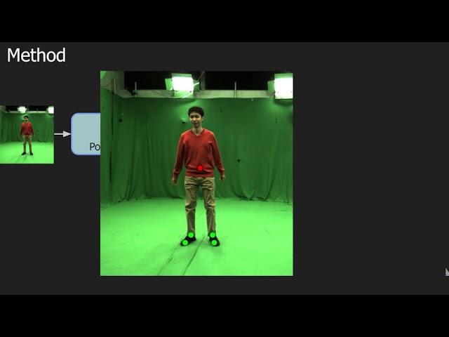 Facebook Research показали систему захвата движений с одной обычной камеры