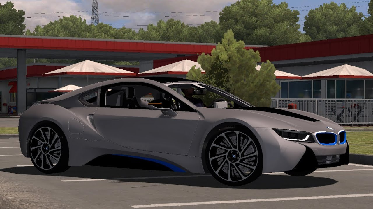 1 31 Euro Truck Simulator 2 Bmw I8 Mods Youtube