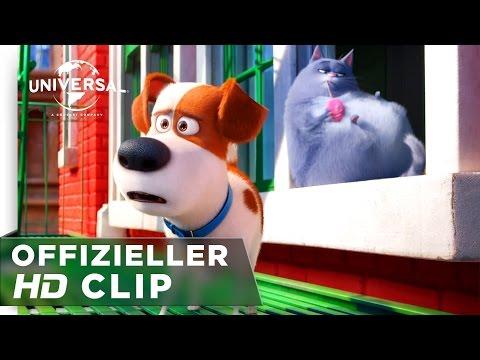 """PETS - Clip """"Max beschwert sich"""" deutsch / german HD"""