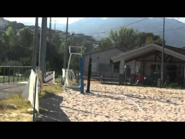 Ourense CF campo de Arena