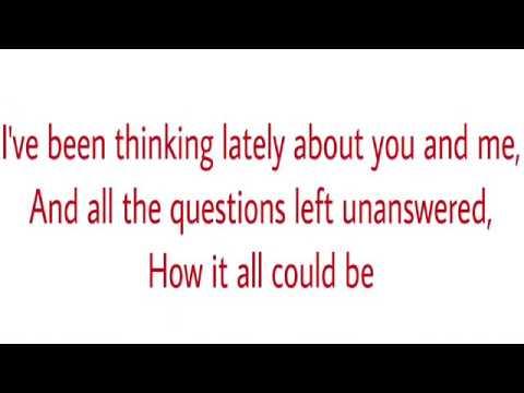 Sleeping With Sirens- Sorry (lyrics video)