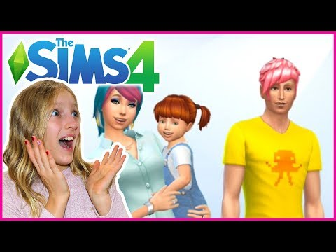 Creating a Family in SIMS