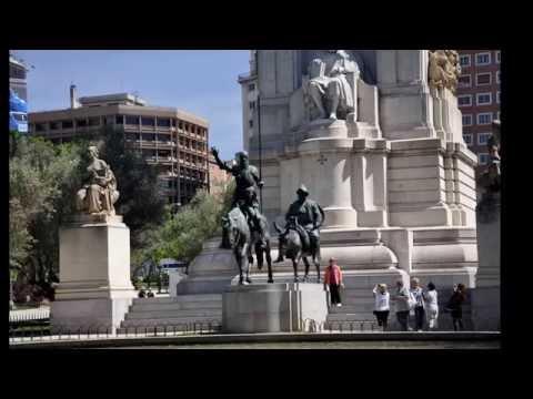 Madrid, Bus tour