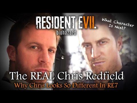 Resident Evil 7 The New Chris Redfield Model Explained Who S Next Youtube
