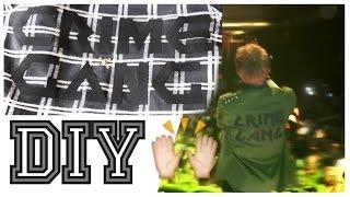 CRIMEGANG Hemd inspired by JAN MEYER | DIY | rapi rainbow