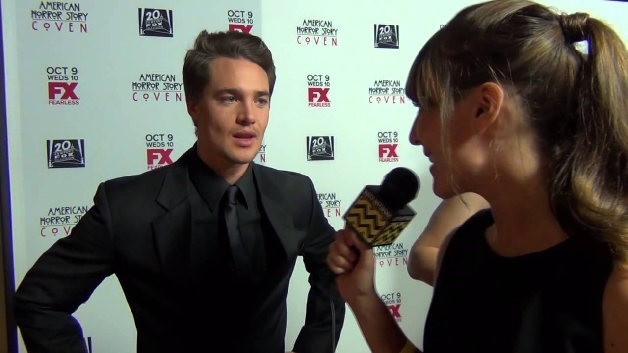 alexander dreymon interview american horror story coven red