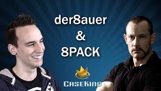 Übertaktung - Overclocking bei Caseking mit der8auer und 8Pack