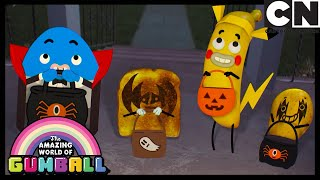 Trick or Treat!  | The Ghouls | Gumball | Cartoon Network