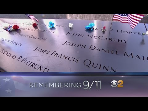 911 Memorial Ceremony Part 1