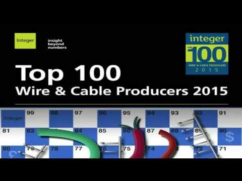 Integer's Wire & Cable Top 10 Producers Countdown