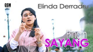 Dj Pingin Sayang - Elinda Derradru I Official Music Video