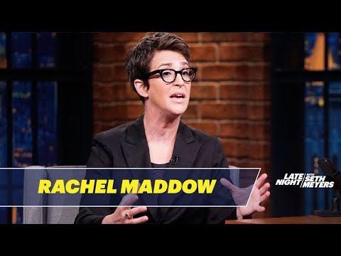 Rachel Maddow Wants Democrats to Stop Overthinking Trump's Impeachment