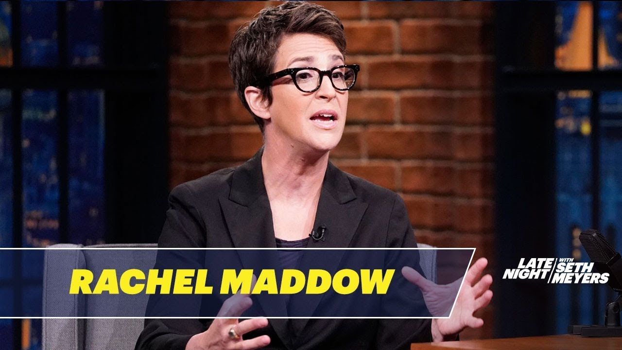 Rachel Maddow Wants Democrats to Stop Overthinking Trump's Impeachment