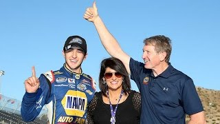 Chase Elliott becomes youngest champion in NASCAR national series history