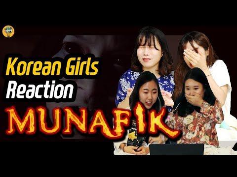 Korean girls watched Munafik..!