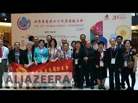 Hong Kong hosts World Hakka Conference