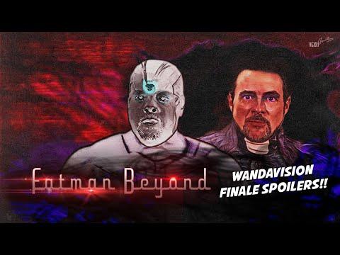 *SPOILERS* WandaVision Finale & Special Guest MATT SHAKMAN!! FMB 3/7/21 - Kevin Smith