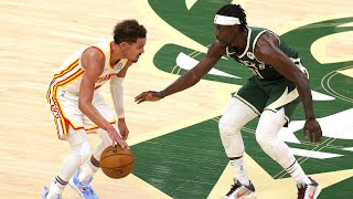 Pay ATTENTION to Jrue Holiday on Defense | Best 2021 Playoffs Defensive Highlights