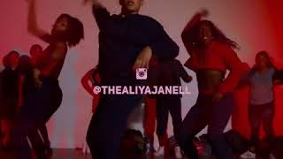 WIT THE SHITS Choreo by Aliya JANELL
