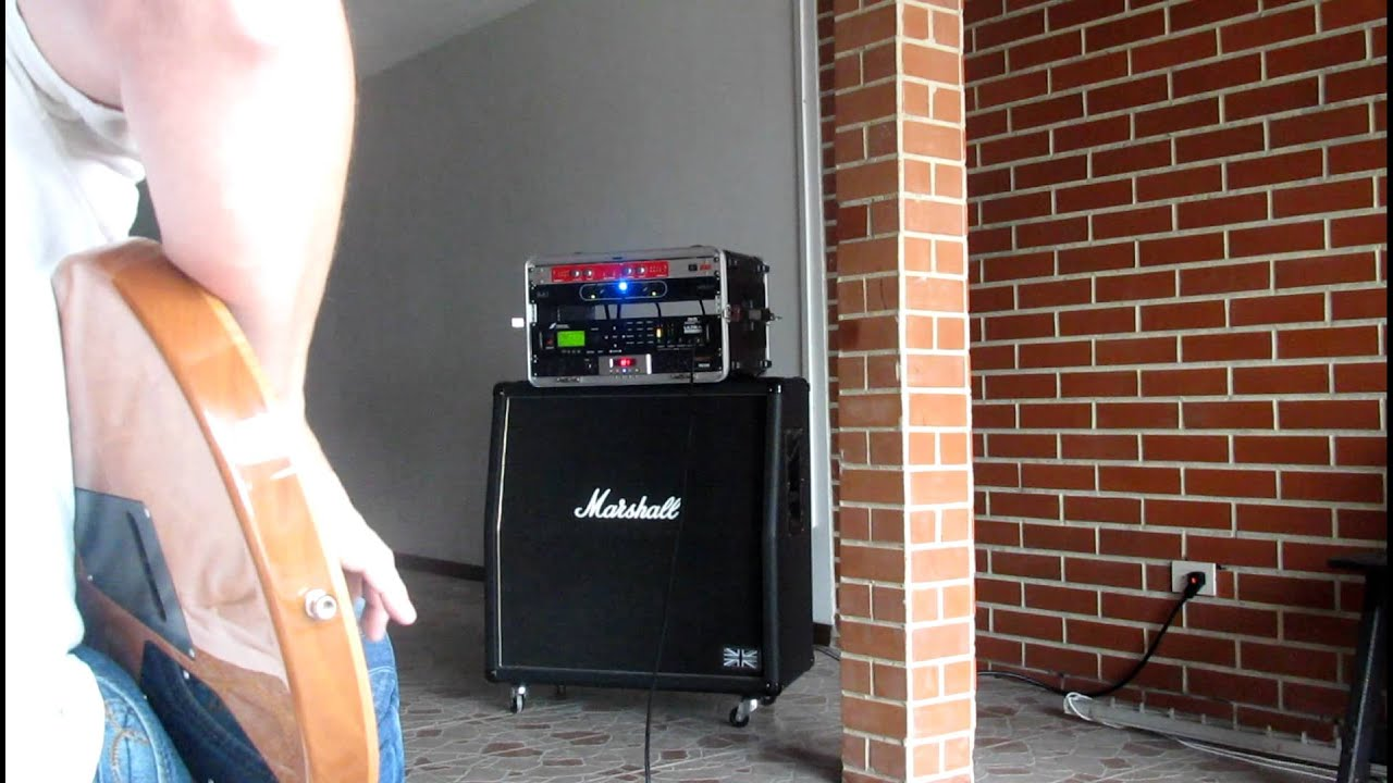 axe fx ultra test with art sla 1 and marshall vintage modern cab with prs 513 youtube. Black Bedroom Furniture Sets. Home Design Ideas