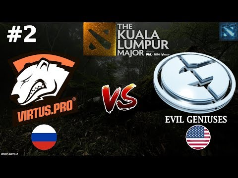 Virtus.pro vs Evil Geniuses vod