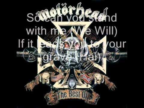 Motörhead - Dogs of War lyrics