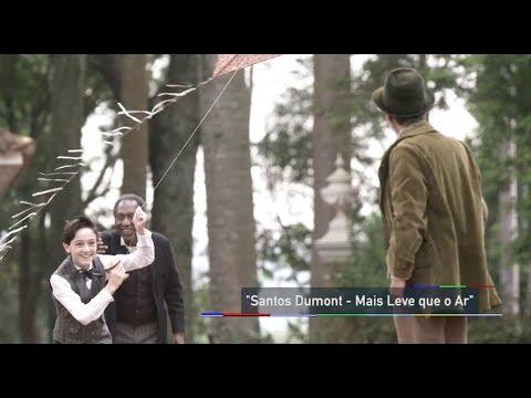 HBO produzirá minissérie sobre Santos Dumont: confira o trailer