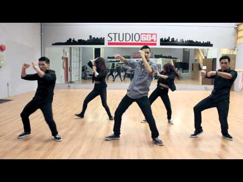 High Notes | Alexander Chung Choreography @MarquesHouston