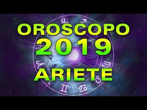 Oroscopo 2019: Ariete!