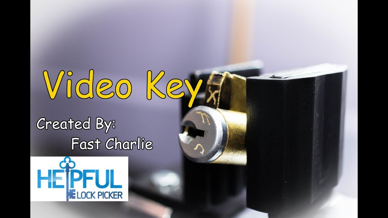 Charlies lock and key