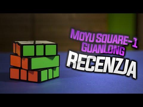 Square-1 GuanLong - nie tym razem MoYu   Recenzja